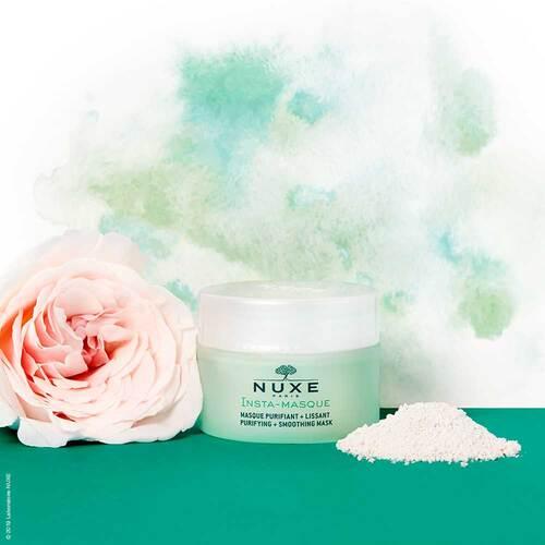 Nuxe Insta-Masque reinigende + glättende Maske - 3