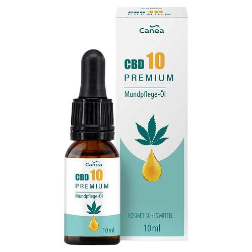 Canea Cbd 10% Premium Hanf-Öl - 1