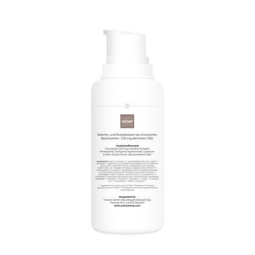 Cbd Arthro Warm Austrohemp Balsam - 2