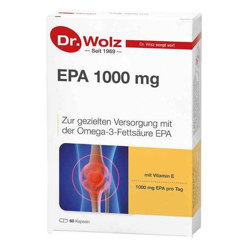 EPA 1000 mg Dr. Wolz Kapseln - 1