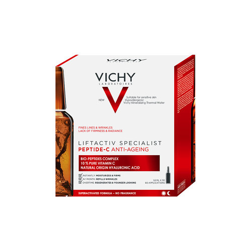 Vichy Liftactiv Specialist Peptide-C Anti-Age Ampulle  - 1