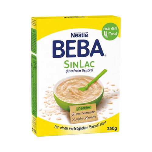 Nestle Beba sinlac glutenfreier Reisbrei n.d.4 M. - 1