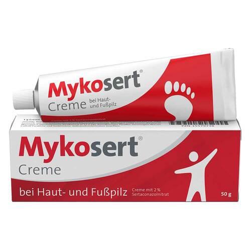 Mykosert Creme bei Haut- und Fußpilz - 1