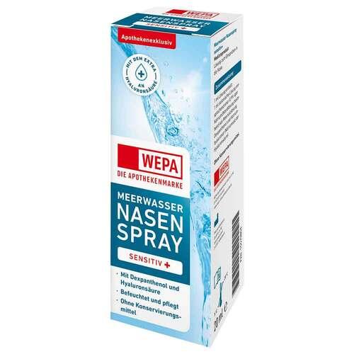 Wepa Meerwasser Nasenspray sensitiv +  - 3