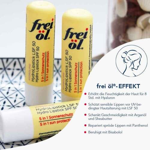 Frei Öl Hydrolipid Hydrolipstick LSF 50 - 2