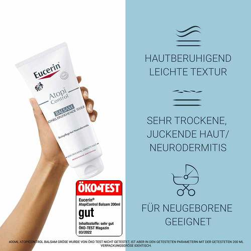Eucerin Atopicontrol Balsam - 3