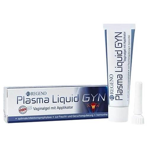 Plasma Liquid Gyn Vaginalgel + Applikator - 1