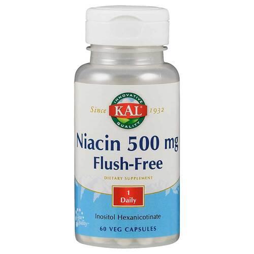 Vitamin B3 Niacin Flush free Kapseln - 1