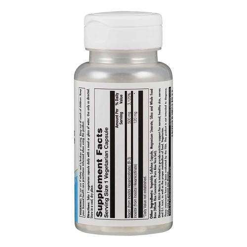 Vitamin B3 Niacin Flush free Kapseln - 2