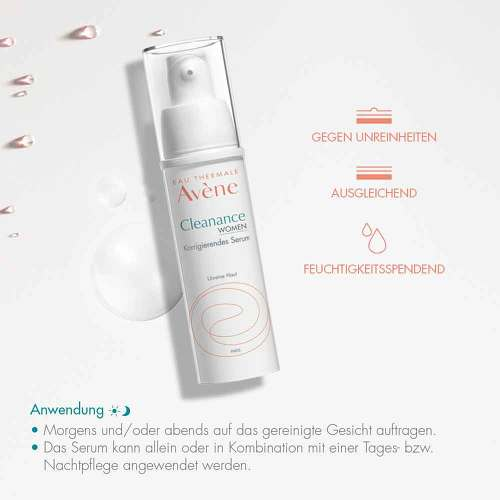 Avene Cleanance Women korrigierendes Serum - 3