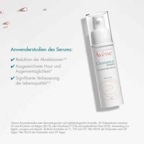 Avene Cleanance Women korrigierendes Serum - 4
