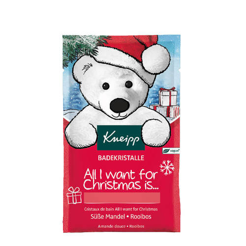Kneipp Badekristalle All I want for Christmas is - 1