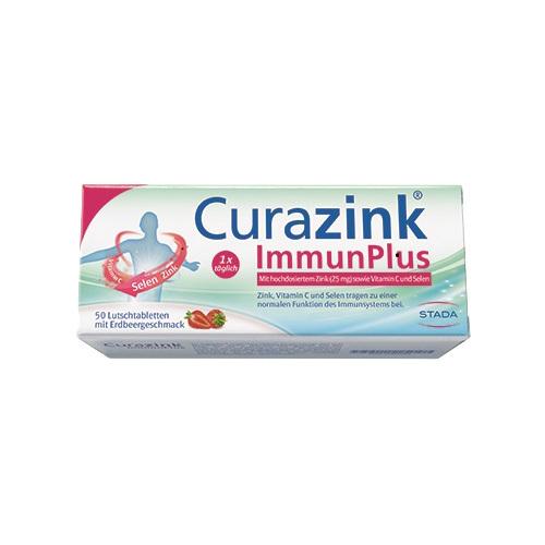 Curazink Immunplus Lutschtabletten - 1
