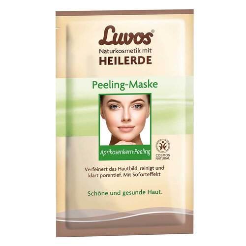 Luvos Heilerde Creme-Maske Peeling - 1