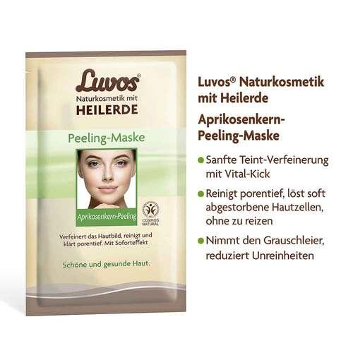 Luvos Heilerde Creme-Maske Peeling - 3