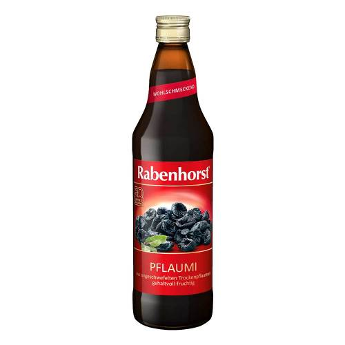 Rabenhorst Pflaumi Trockenpflaume Saft - 1