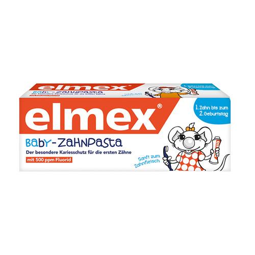 Elmex Baby Zahnpasta - 1