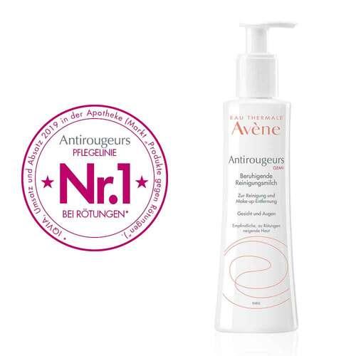 Avene Antirougeurs Clean beruhigende Reinigungsmilch - 2