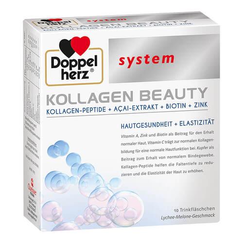 Doppelherz Kollagen Beauty system Trinkfläschchen - 1