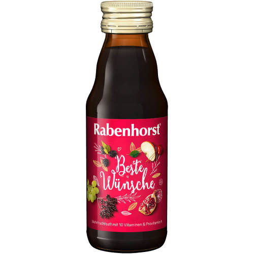 Rabenhorst Beste Wünsche Saft - 1