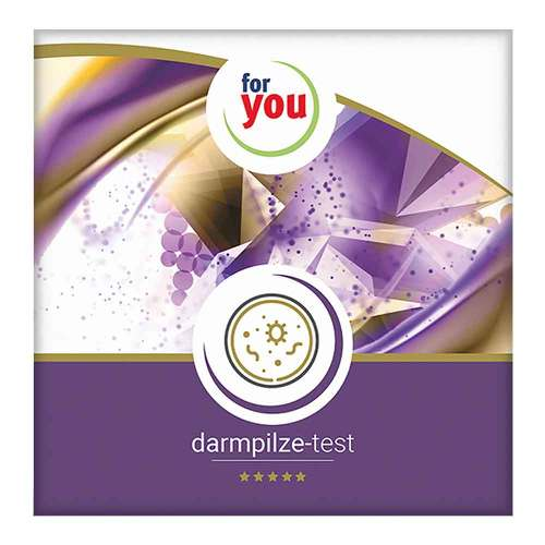 For You darmpilze-Test - 1