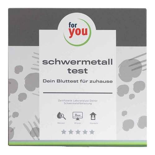For You schwermetall-Test - 1