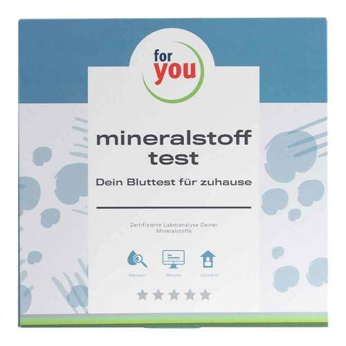 For You mineralstoff-Test - 1