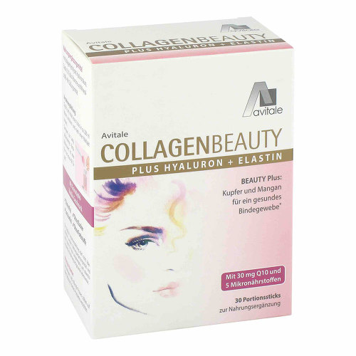 Collagenbeauty plus Hyaluron + Elastin Sticks - 1