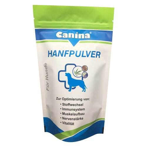 Hanfpulver für Hunde - 1
