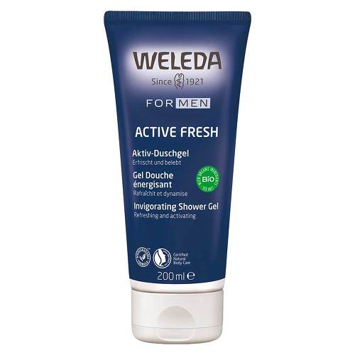 Weleda for Men Aktiv-Duschgel - 1