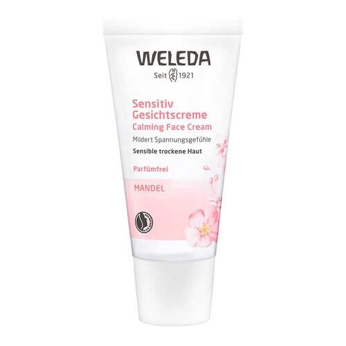 Weleda Mandel Sensitiv Gesichtscreme - 2