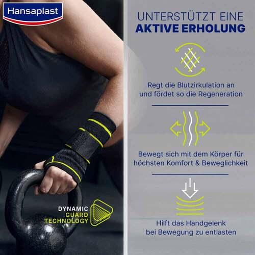 Hansaplast Sport Handgelenk-Bandage Größe M - 3