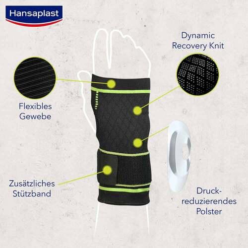 Hansaplast Sport Handgelenk-Bandage Größe M - 4