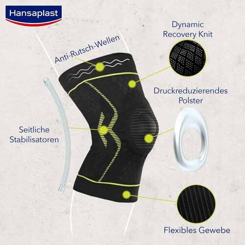 Hansaplast Sport Knie-Bandage Größe S/M - 4