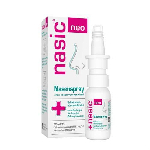 Nasic neo Nasenspray - 1