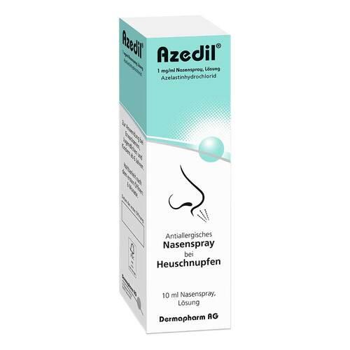 Azedil 1 mg / ml Nasenspray Lösung - 2