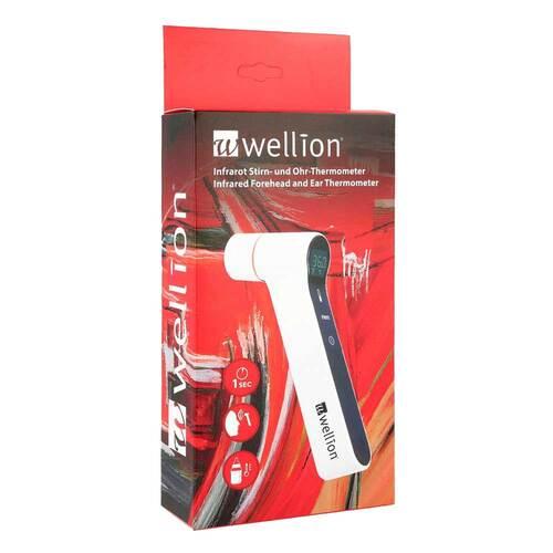 Wellion Infrarot Stirn- und Ohr-Thermometer - 1