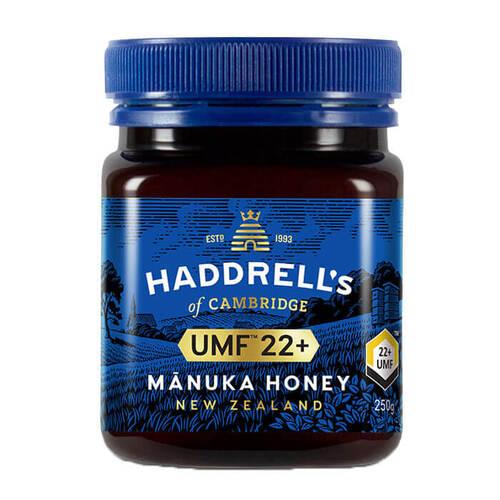 Haddrell`s Manuka Honig MGO 1000 +UMF 22+ - 1