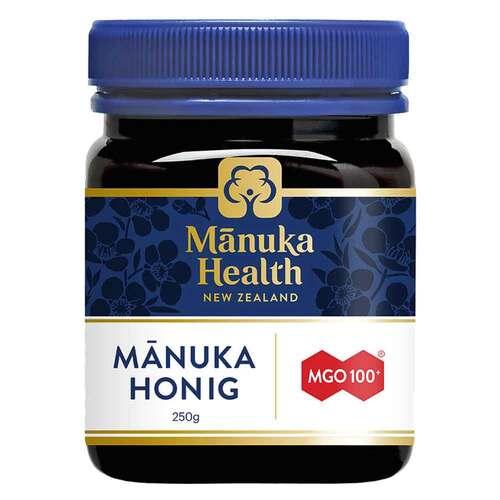 Manuka Health Mgo 100 + Manuka Honig - 1