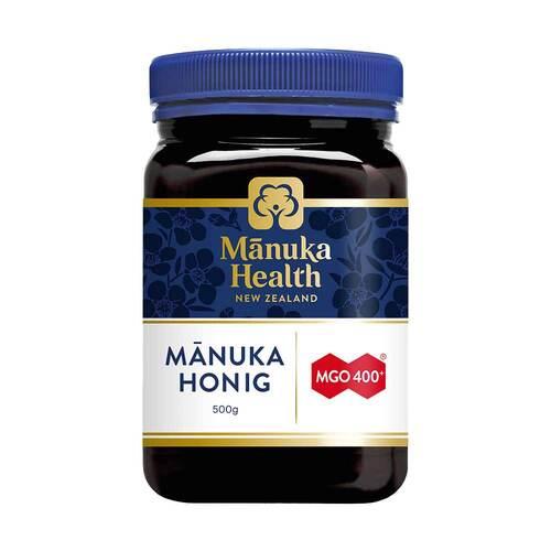 Manuka Health Mgo 400 + Manuka Honig - 1