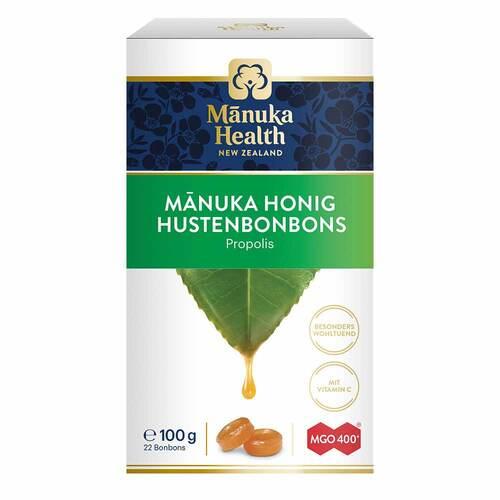 Manuka Health Mgo 400 + Lutschbonbons Propolis - 1