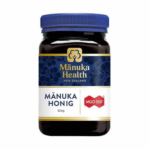 Manuka Health Mgo 550 + Manuka Honig - 1