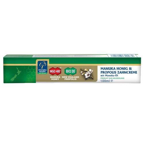 Manuka Health Manuka Propolis Zahncreme - 1