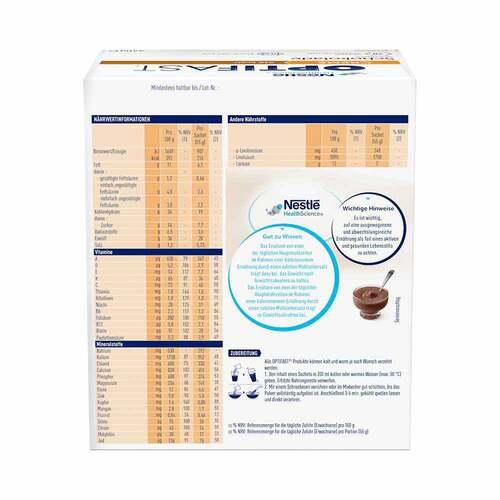 Optifast Creme Schokolade Pulver - 3
