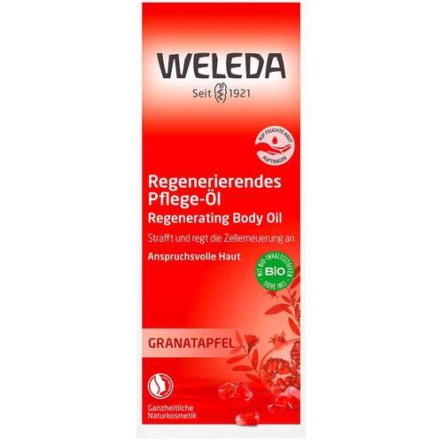 Weleda Granatapfel regenerierendes Pflege-Öl - 3