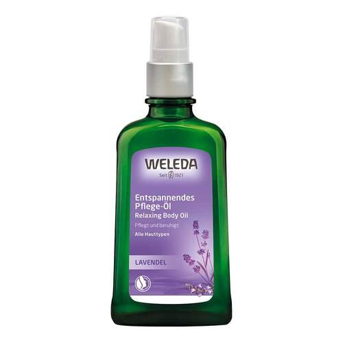 Weleda Lavendel entspannendes Pflege-Öl - 2
