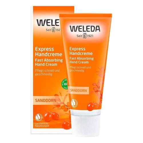 Weleda Sanddorn Express Handcreme - 1