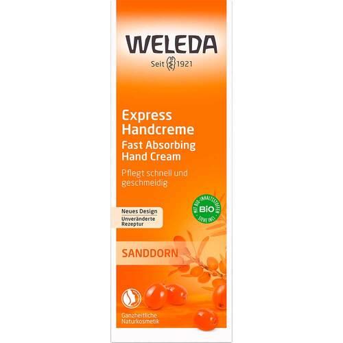 Weleda Sanddorn Express Handcreme - 3