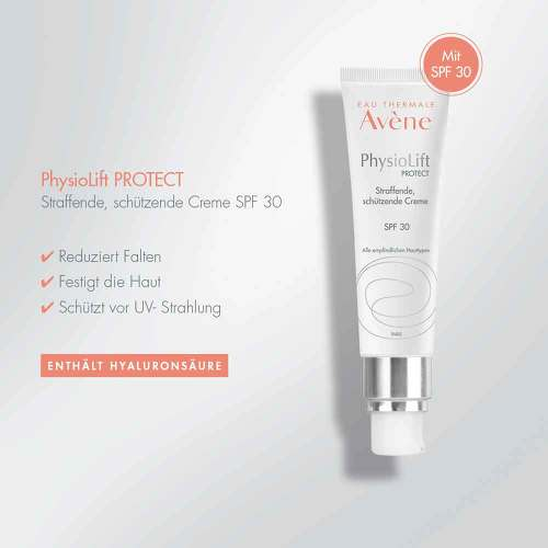 Avene Physiolift Protect straffende Creme SPF 30 - 2