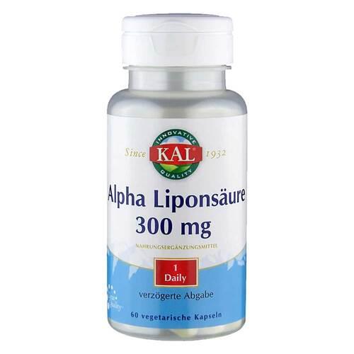 Alpha Liponsäure 300 mg Kapseln - 1